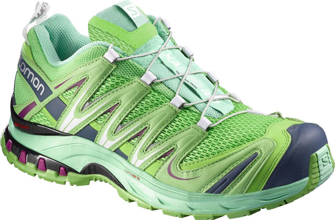 Damen Trailrunning-Schuhe XA PRO 3D
