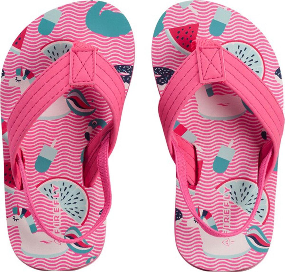 Kinder Flip Flops Kim 8 INF pink