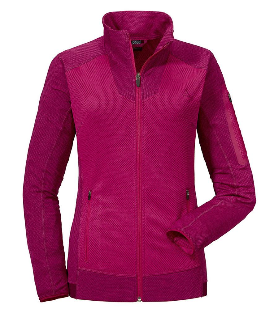 Damen Fleece Jacket Tiflis Jazzy