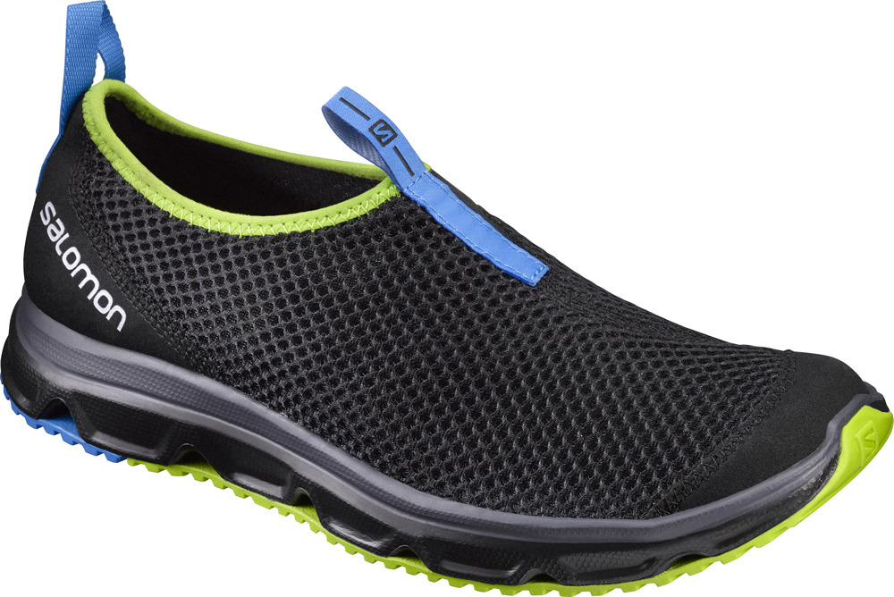 Herren Schuh RX MOC 3.0 Bk/Bk/Lime Gre
