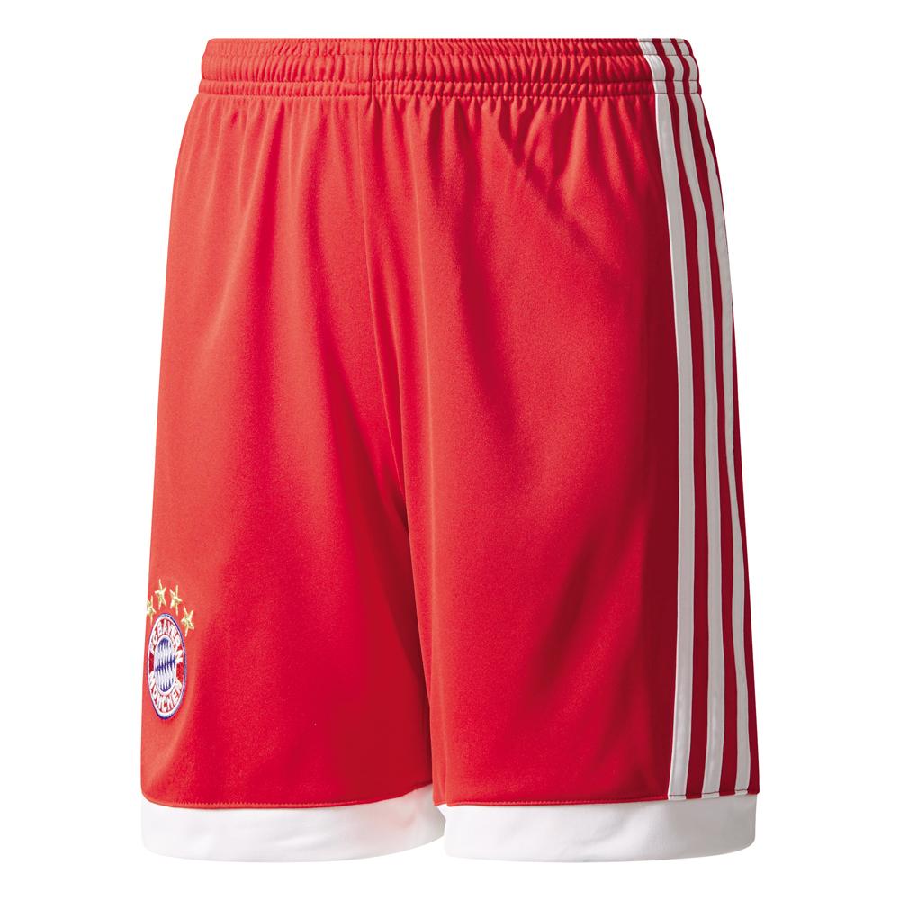 Herren Fußballshort 17/18 Bayern Muenchen Home Short Youth