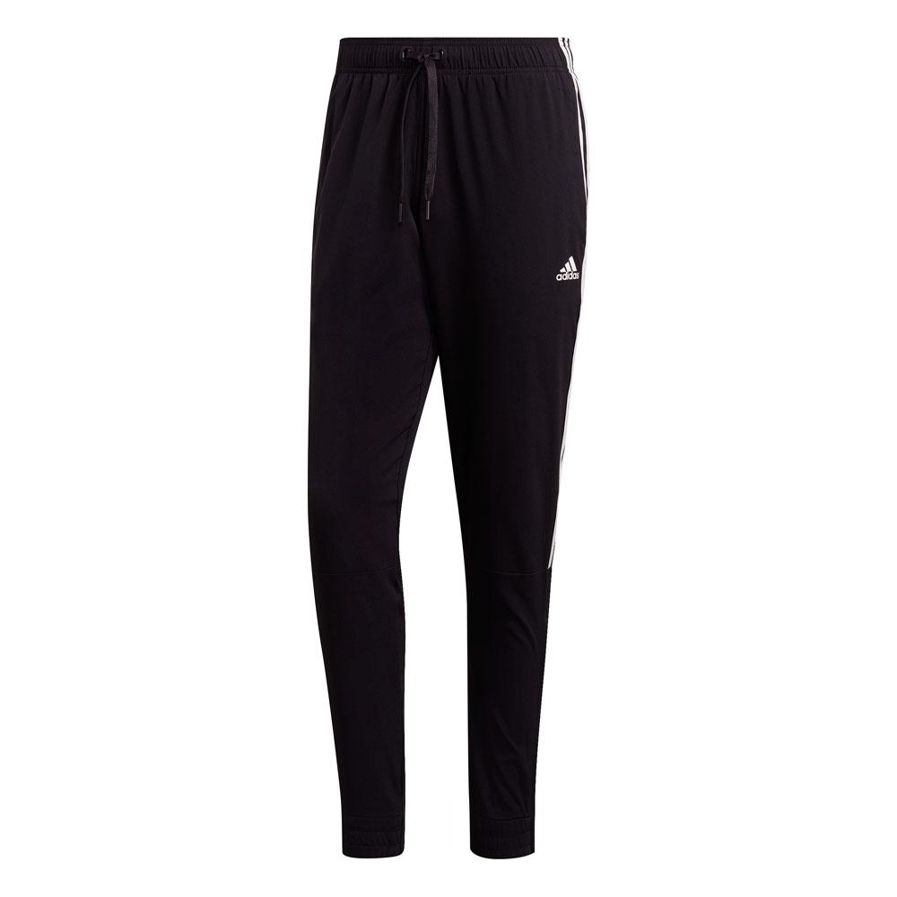 Herren Sporthose, BLACK/WHITE, L