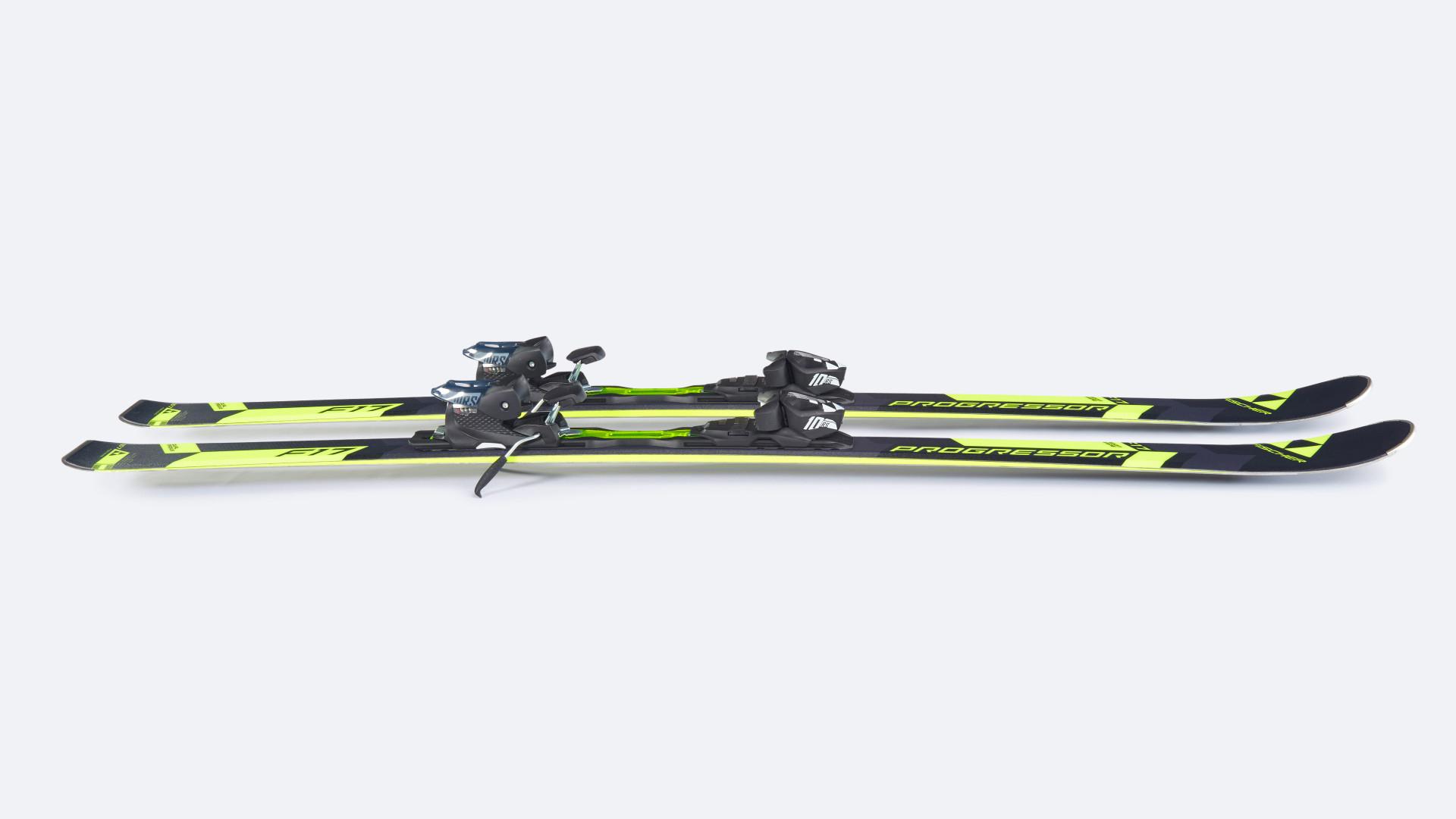 Herren Ski Progressor F17