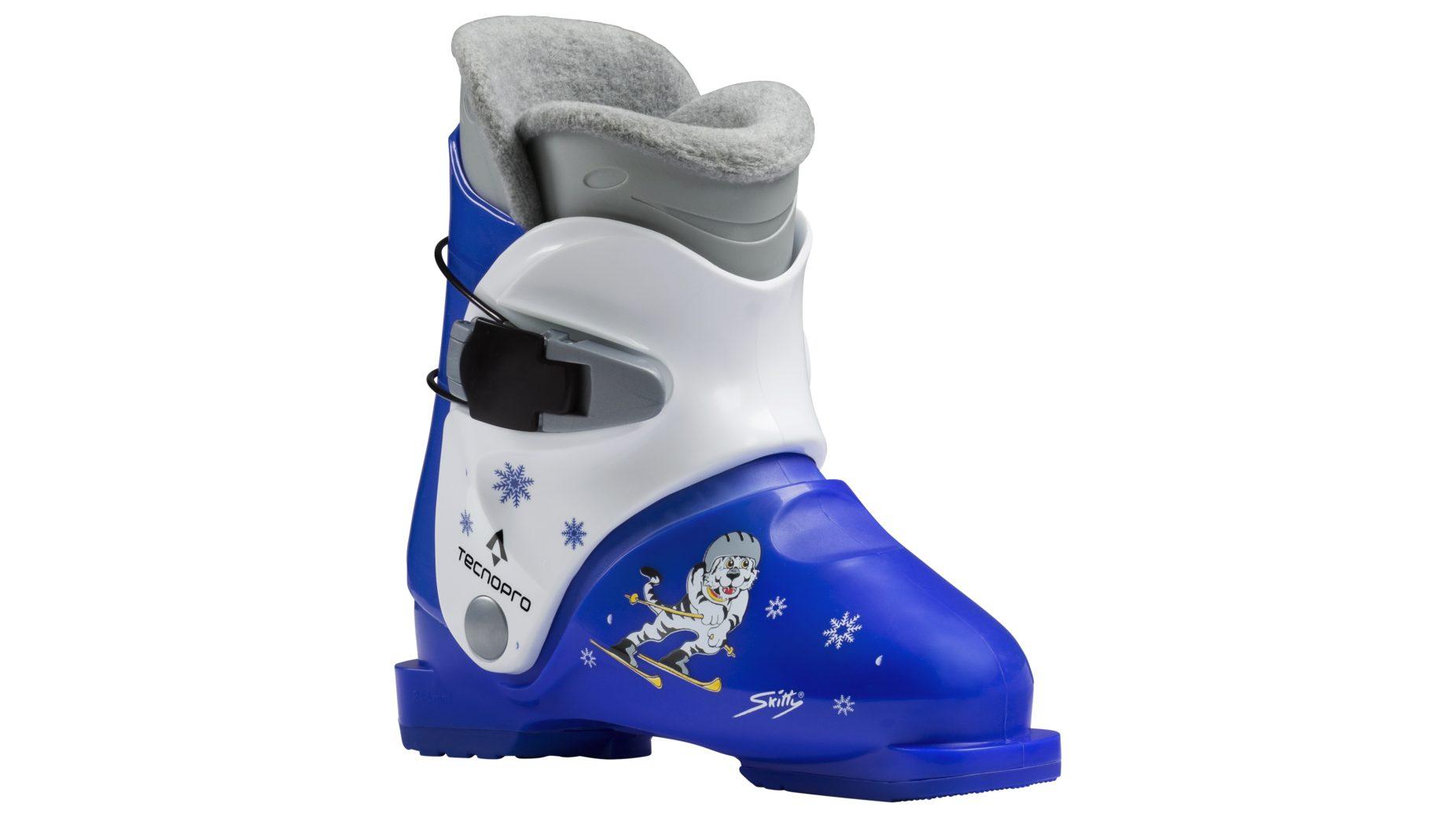 Kinder Skistiefel Skitty