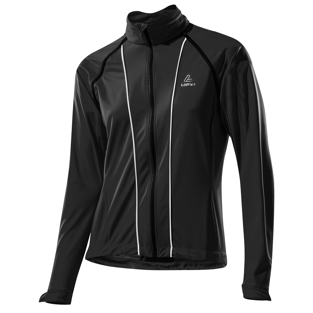 Damen BIKE ZIP-OFF JACKE SAN REMO WS SOFTSHELL LIGHT
