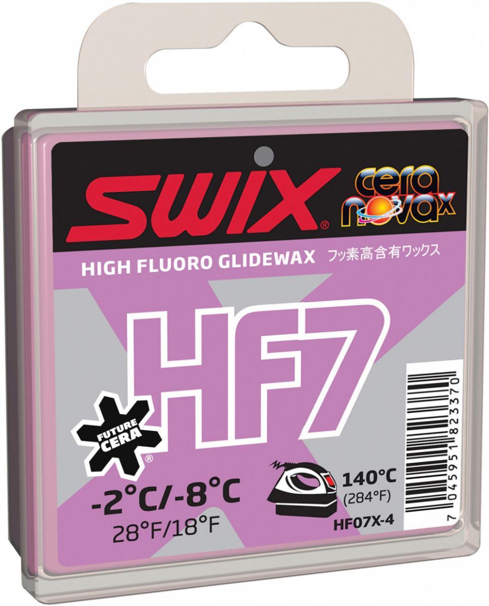 HF7X Violet Wachs Skiwachs