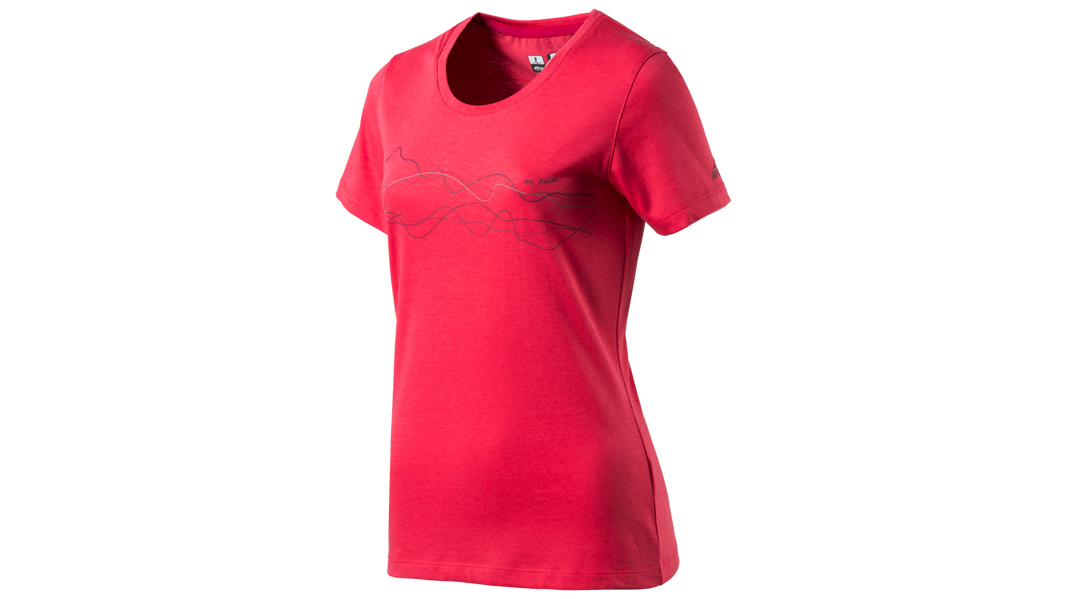 Damen T-Shirt Male