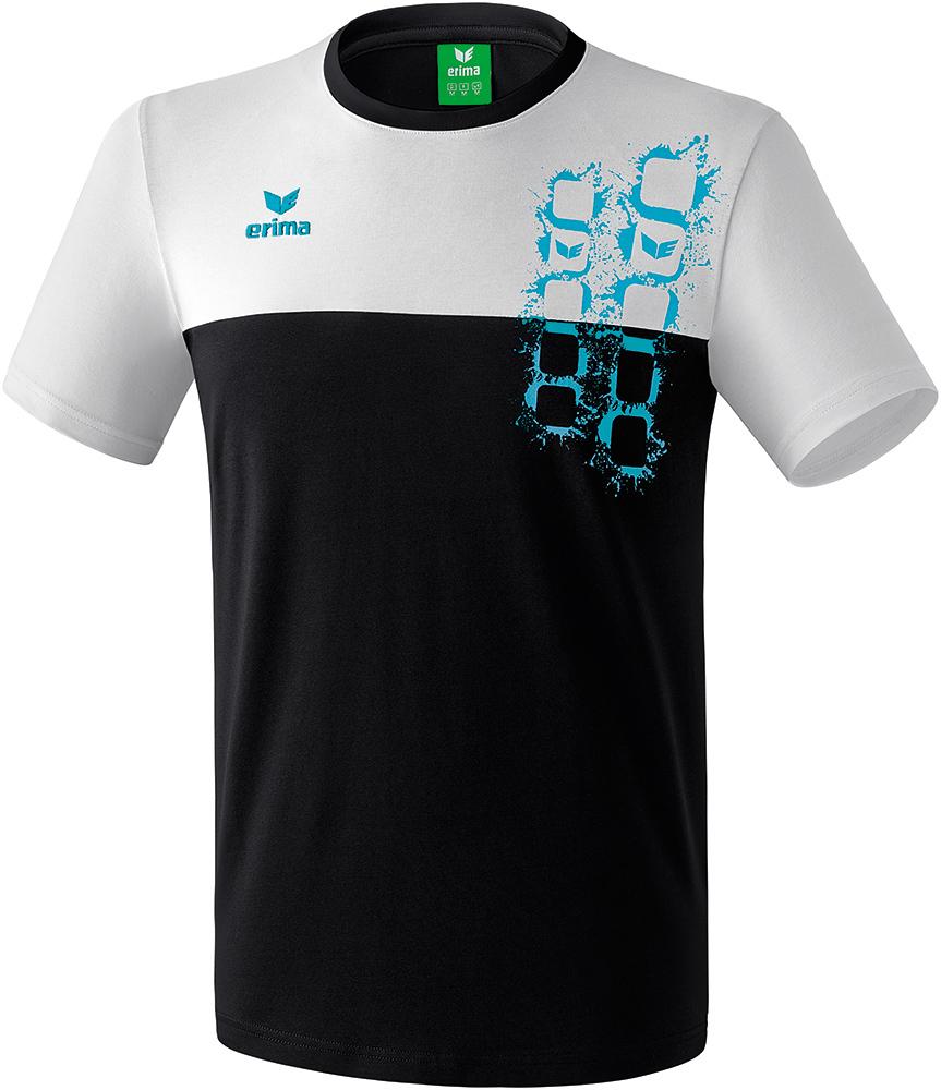 Herren T-Shrt Graffic 5-C T-Shirt,