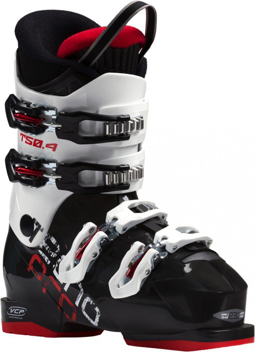 Kinder Skischuhe T50-4 Ski Schwarz