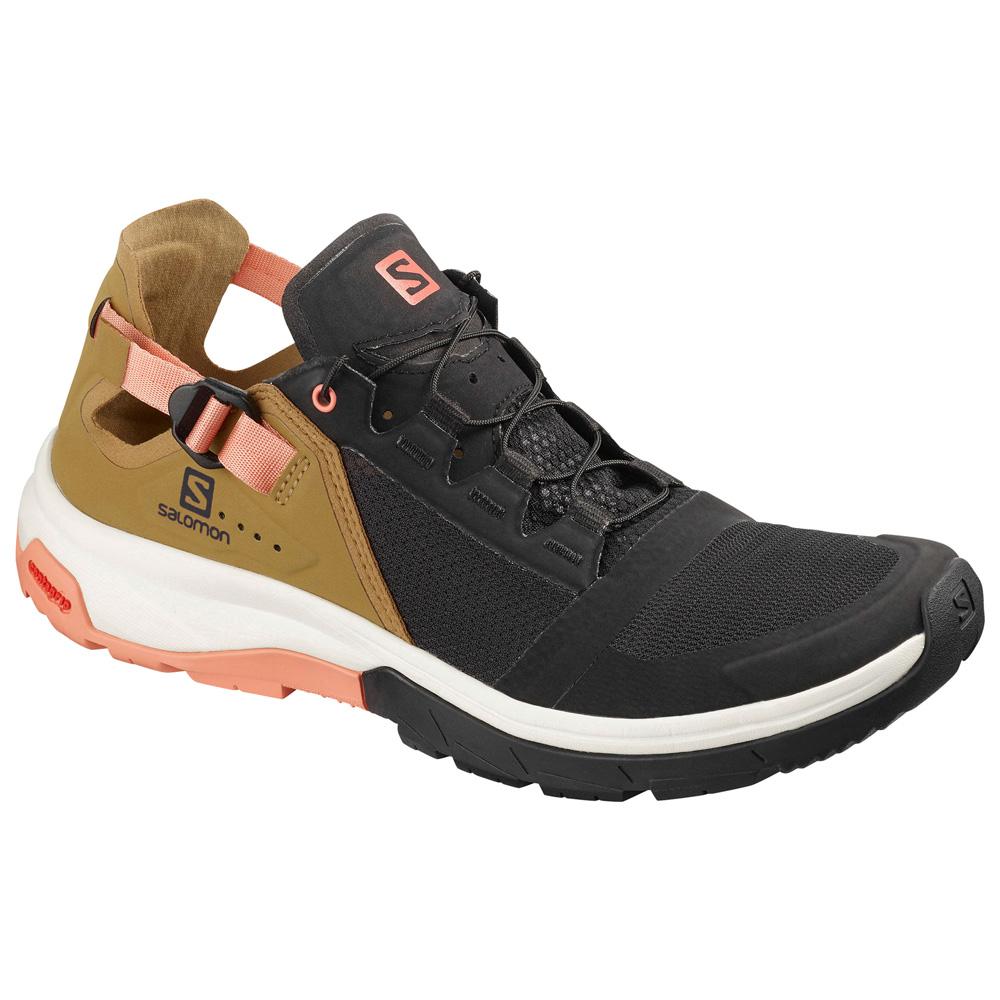 Damen Schuhe TECHAMPHIBIAN 4 W Black-Bistre