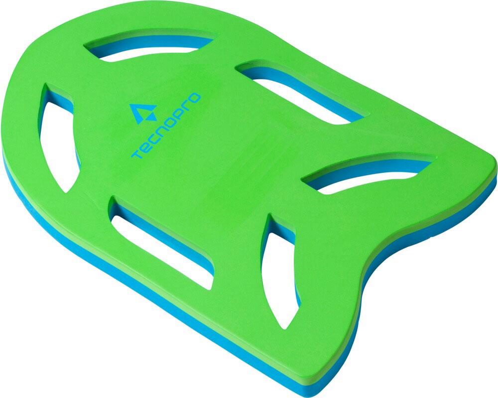 Schwimmhilfe Kickboard Blau Grün