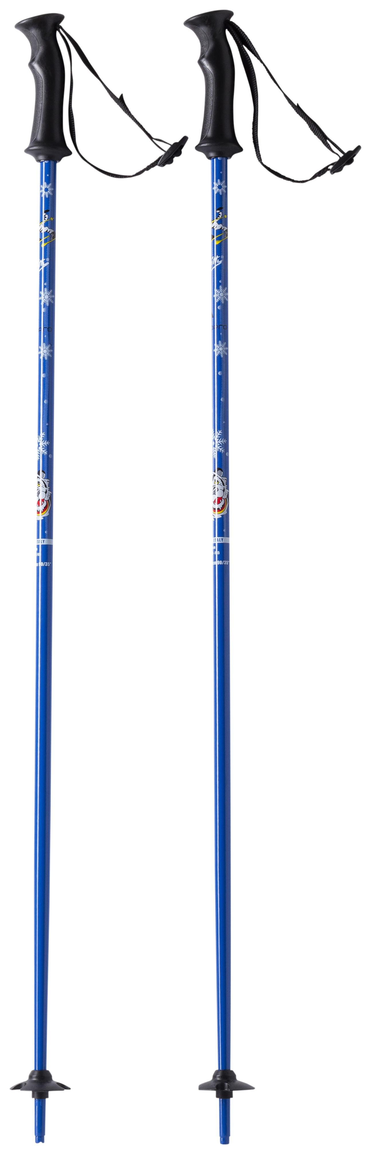 Kinder Skistöcke Skitty, BLAU, 85