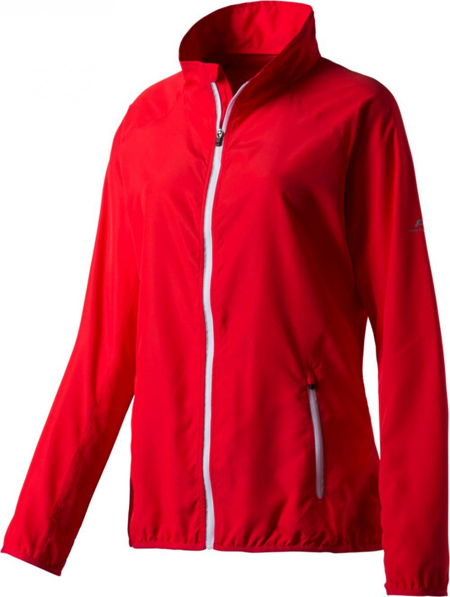 Damen Funktionsjacke Tobaga II Jacke Rot