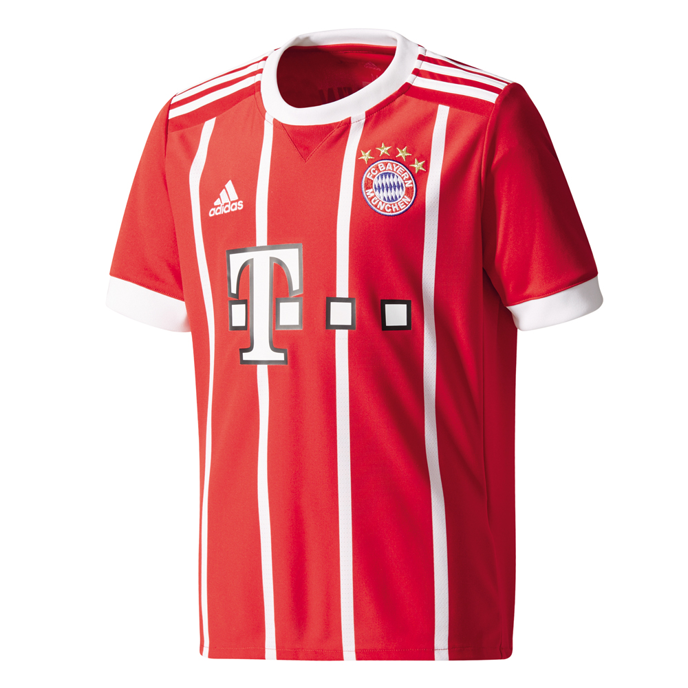 Kinder Trikot 17/18 Bayern Muenchen Home Jersey Youth,