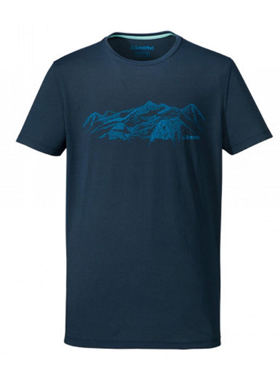 Herren T-shirt Barcelona1