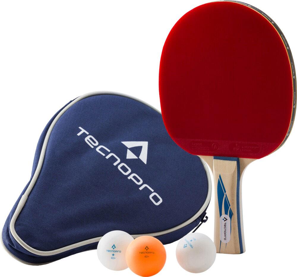 Tischtennis-Set PRO 4000 Tischtennisschläger