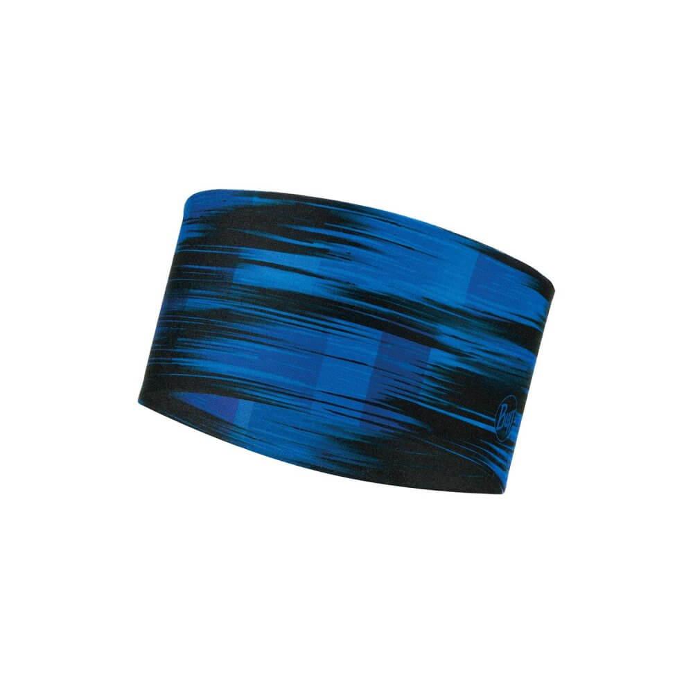 Unisex Stirnband, BLAU, -