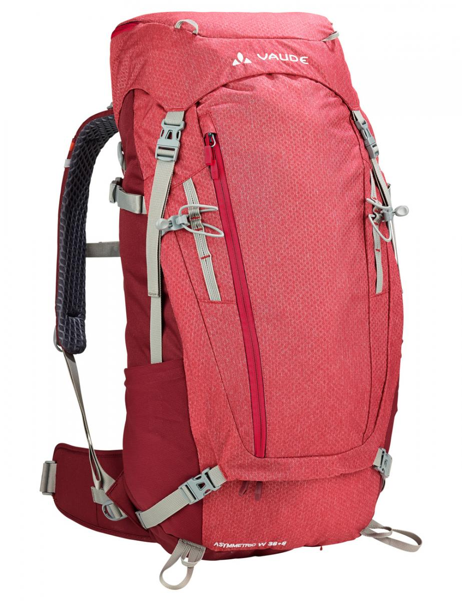 Women's Asymmetric 38+8 Touren Rucksack