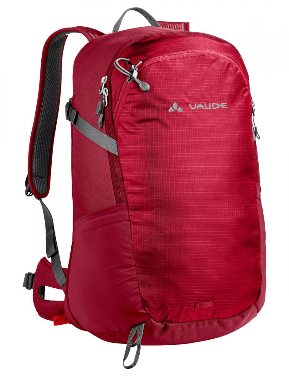 Wizard 18+4 Indian Red Wanderrucksack